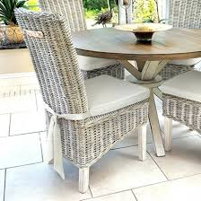 wicker dining room chair dining chairs rattan dining chair wicker outdoor the factory
