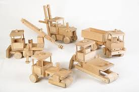wooden kit model machines wooden toys and planes on