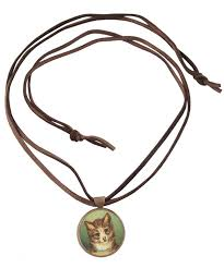 The Stable Home Decor Rebecca Ray Design Takes On Cat Themed Leather Jewelry Catster