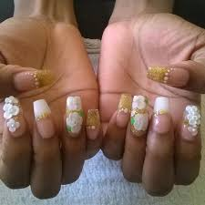 75 coolest graduation party nail art ideas to jazz up your big day