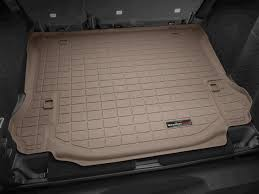 weathertech jeep wrangler all things jeep weathertech cargo liner for jeep wrangler jku 4