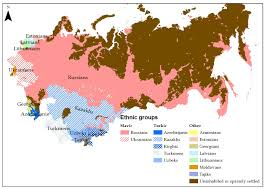 Ussr Map Ethnic Networks In Ex Ussr Free Policy Briefs