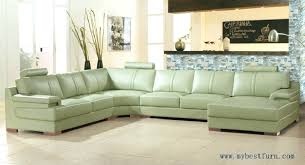Lime Green Sectional Sofa Sectional Light Green Leather Sectional Sofa Green