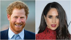 prince harry and meghan markle wear matching for romantic