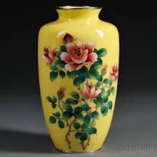 Enamel Vase Search All Lots Skinner Auctioneers