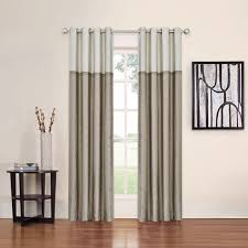 Eclipse Nursery Curtains Eclipse Arno Thermalayer Blackout Window Curtain Panel Free