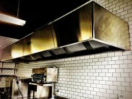 Commercial Kitchen Canopy by Commercial Kitchen Extraction Hoods Stainless Steel Commercial