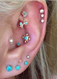 21 best rook piercing images on piercing ideas