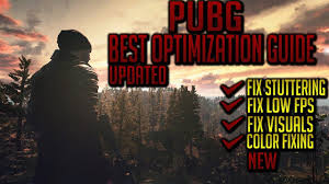 pubg optimization 2018 new full pubg optimization guide dec 4th how to run