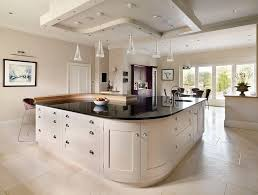 curved kitchen island kitchen contemporary with timber flooring