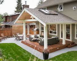 Patio Designs Ideas Pictures Outdoor Covered Patio Ideas How To Design Idea Covered Back
