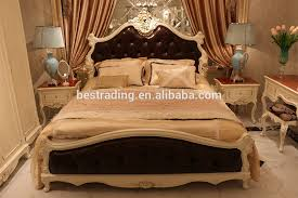 Antique Style Bed Frame Wood Bed Antique Style Frame Bed Room Furniture Set New Classic