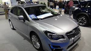 subaru impreza 2017 interior 2017 subaru impreza wagon swiss sport exterior and interior