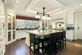 large kitchen islands with seating and sink island storage
