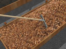 What Kind Of Mulch For Vegetable Garden by How To Make Mulch 13 Steps Wikihow