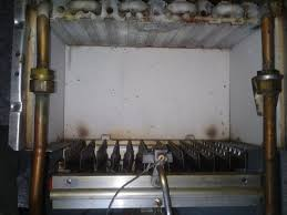 chambre gaz explications sur la chambre de combustion des chaudières et chauffe