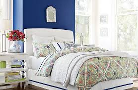 your new spring color palette from sherwin williams and pottery barn