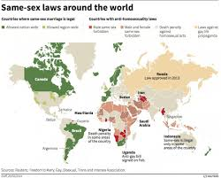 Death Penalty States Map by Where It U0027s Illegal To Be Business Insider