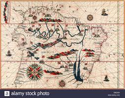 South America Rivers Map by South America Map Stock Photos U0026 South America Map Stock Images