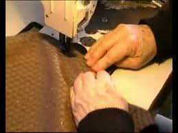 Arm Cover Protectors For Sofa by How To Make Arm Covers For A Chair Youtube