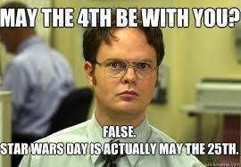 Star Wars Nerd Meme - 14 may the fourth be with you memes to celebrate star wars day