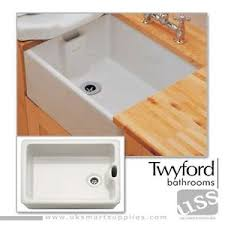 Twyford Belfast Ceramic Kitchen Sink  Bowl Mm Mm And - Belfast kitchen sink