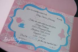 sparkling events u0026 designs real invitations alice in wonderland