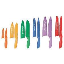 cuisinart kitchen knives cuisinart knife set target