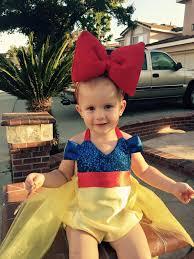 Snow White Halloween Costume Toddler Snow White Halloween Tutu Sparkle Romper Belle Threads