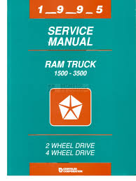 1995 dodge ram service manual pdf
