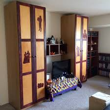 Livingroom Storage Pax Billy Living Room Storage With Silhouette Doors Ikea