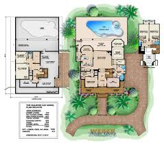 walkers cay home plan weber design group naples fl