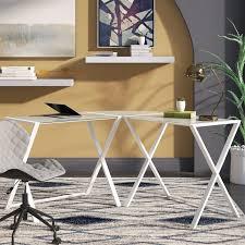 Corner Craft Desk Corner Craft Table Wayfair