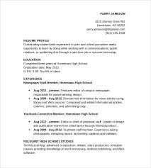 Sample Of Resume Doc by Resume Doc Template
