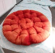 papasan chair cover how to sew a diy papasan chair cover papasan chair chair covers