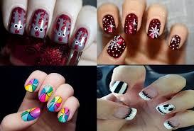 top 10 amazing christmas nail design ideas