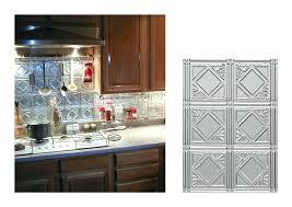 metal kitchen backsplash tiles kitchen metal backsplash ideas kitchen with diamondback square