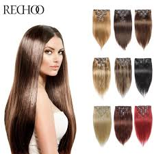 Human Hair Extensions With Clips by Cheap Hair Clip Wig Buy Quality Clip Extensions Human Hair