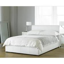 Bed Frame White How To Fix A Sparkling White Bed Frame Raindance Bed Designs