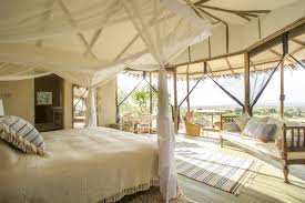 best new african safari camps photos architectural digest