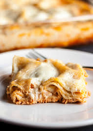 Buffalo Chicken Buffalo Chicken Lasagna Recipe Simplyrecipes Com