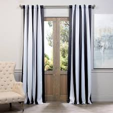 exclusive fabrics u0026 furnishings semi opaque awning black and white