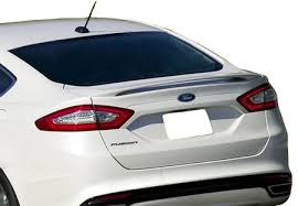 2013 ford fusion spoiler ford fusion factory style spoiler 2013 2017