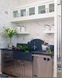Soapstone Subway Tile Cote De Texas Kitchens 101 Elements To Copy