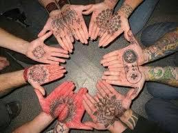 palm tattoos yes no maybe tattoodo