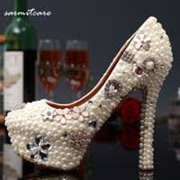Wedding Shoes Off White Dropshipping Off White Wedding Shoes Uk Free Uk Delivery On Off