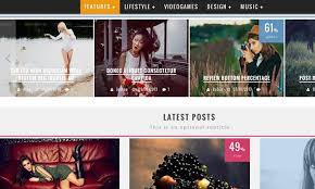 Design Magazine Online | current design trends for blogs and online magazines