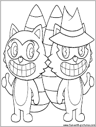 happytreefriends coloring pages free printable colouring pages
