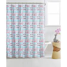 Winter Scene Shower Curtain by Bath
