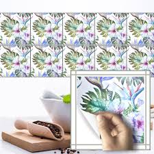 Removable Wallpaper Tiles by Online Get Cheap Kitchen Tile Stickers Aliexpress Com Alibaba Group